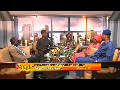 Focus On Committee For The Disabled Initiative Pt.2 |Sunrise|