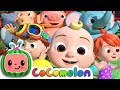 Animal Dance Song | CoComelon Nursery Rhymes & Kids Songs