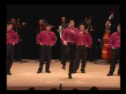 Romafest Gypsy Dance Theater - Verbunk.flv
