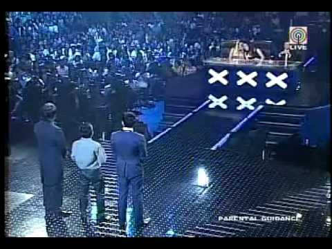 PILIPINAS GOT TALENT (GRAND FINALS) - JOVIT BALDIVINO (TOO MUCH LOVE WILL KILL YOU)
