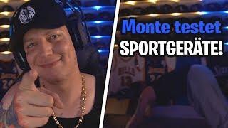 LIVE am Pumpen💪🏻😂 MontanaBlack Stream Highlights