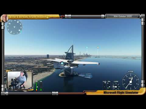 Can I land on the Burj Al Arab? – MS Flight Simulator