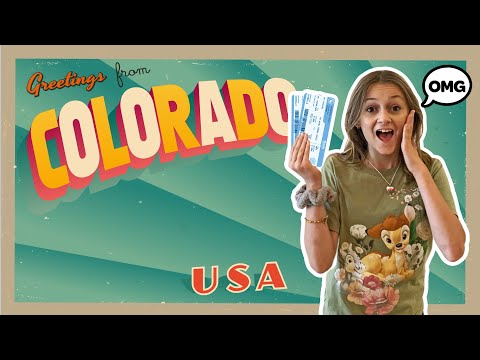 SURPRISE Trip To Colorado With My DAD **TRAVEL VLOG** ✈️|Sophie Fergi