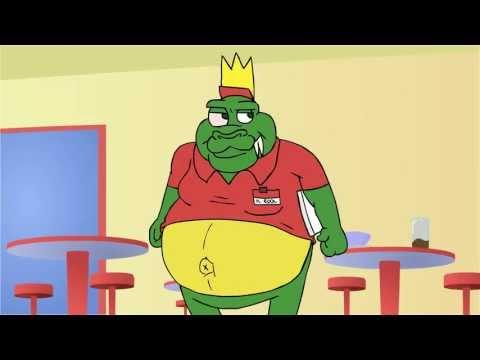 NoPUNintendo - King K. Rool's new job