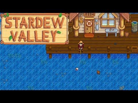 Stardew Valley - Beginner Fishing - 11