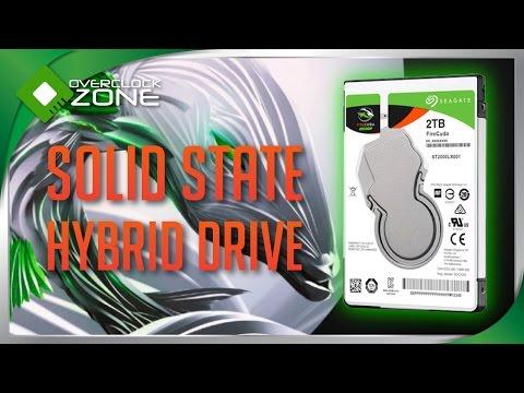 รีวิว Seagate FireCuda 2TB : Solid State Hybrid Drive