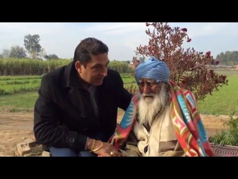 120 Year old Sikh Men Still alive in Punjab