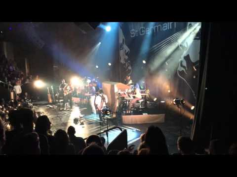 St Germain - Sure Thing (Live @ Tivoli 2015)