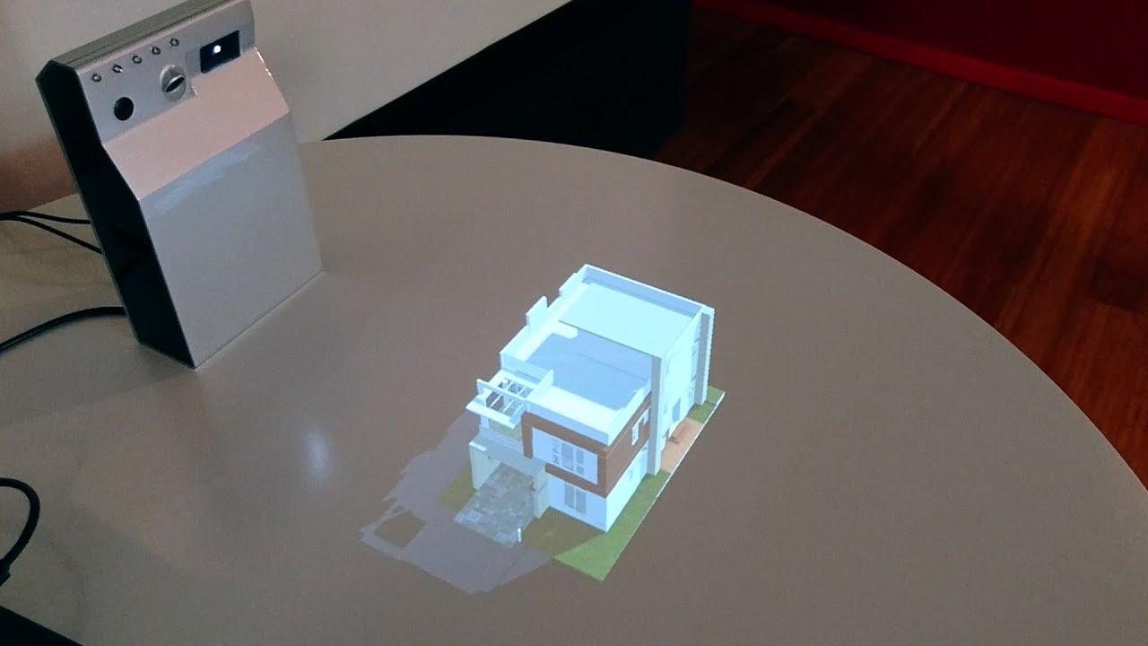 HoloLamp applications