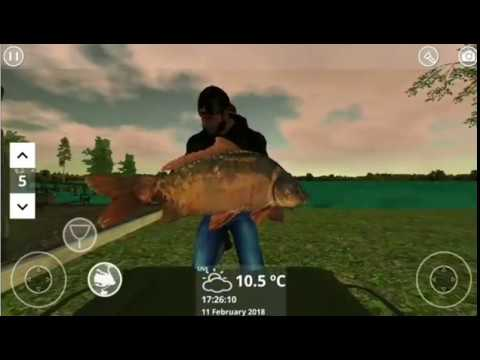 Carp Fishing Simulator - Gigantica - How To Catch The 100lb Monster