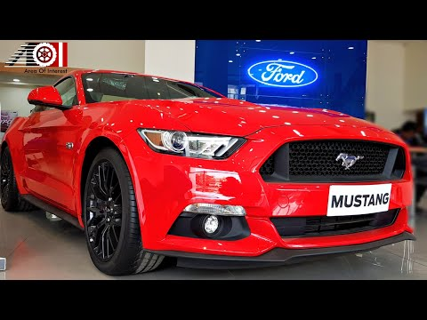 2018 Ford Mustang GT India | 5.0L V8 | Price | Mileage | Features | Specs | Walkaround