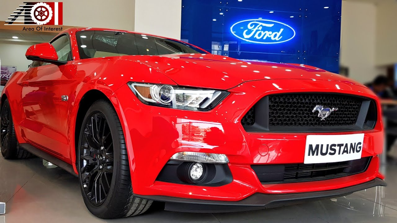 New Ford Mustang Gt India 5 0l V8 Price Mileage Features