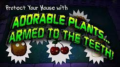 Plants Vs Zombies PSN Announcement Trailer