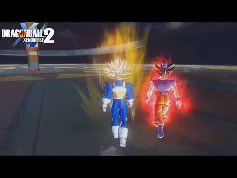 New Aura Expansion For Ultra Instinct Goku - Dragon Ball Xenoverse 2 Mods