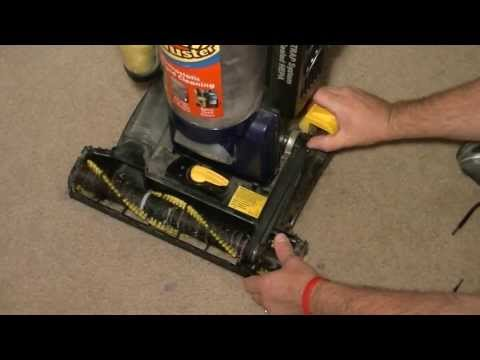Replacing Vacuum Belt On A Eureka U Type Vacuum