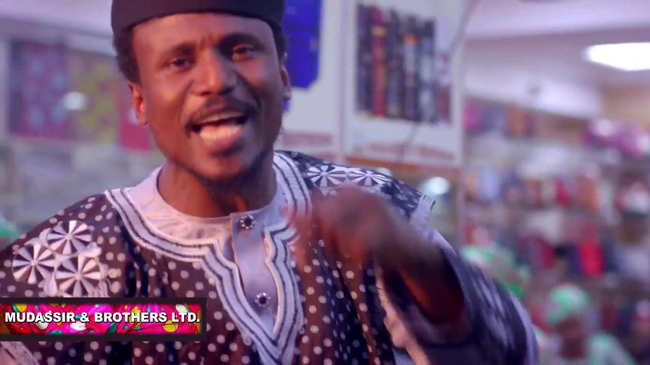 Download Anatayi Muna Taji Official HD Video By Nazir M. Ahmad (Sarkin Wakar San Kano)
