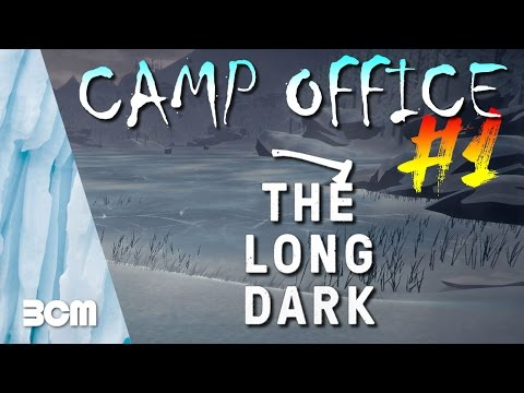 Camp Office in Mystery Lake | New Series, Accommodation Day - S01E01 - The Long Dark