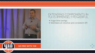 Jeff Pihach: Use YUI to Lower Project Development Costs