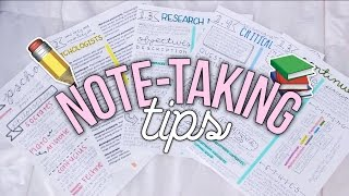 How to Take Awesome Notes! | Reese Regan