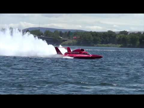 2016 H1 Unlimited Preseason Testing: U-5 Graham Trucking