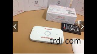 Mifi Modem WIFI 4G LTE Router Huawei E5573 Import vs Lokal