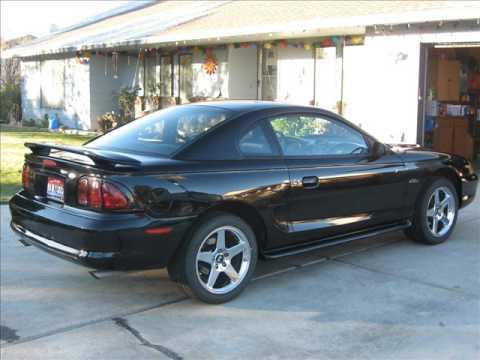 1997 Mustang Gt Exhaust Youtube