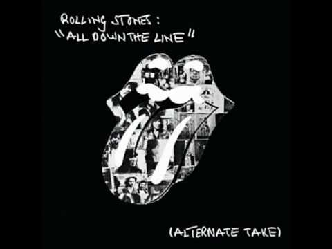 Rolling Stones - All Down The Line (alternate take)