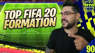 FIFA 20 THIS IS THE BEST FORMATION TO WIN vs META TACTICS in ULTIMATE TEAM !!!