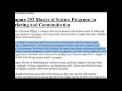 25 online graduate programs