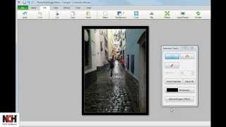 Learn how to use the selection tools in PhotoPad