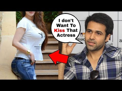 Emraan Hashmi Has Refused To Do Kissing Scenes With These 3 Actresses