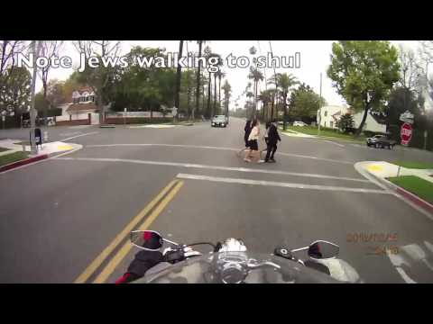 Rich Rides LA: Riding a Harley on Sunset Boulevard, March 16, 2013