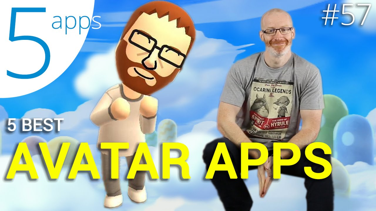 5 Apps To Build Your Own Avatar Youtube