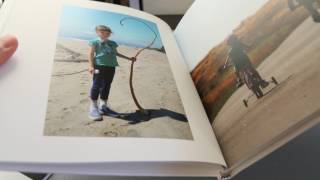 Google Photo Book quick review. Soft cover and Hard cover screenshot 5