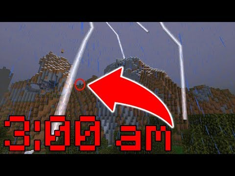 DO NOT PLAY THE MINECRAFT XBOX BETTER TOGETHER UPDATE AT 3AM!