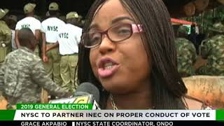 NYSc to partner INEC on proper conduct of Vote