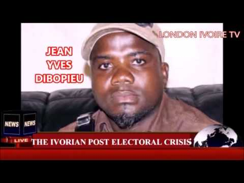 LONDON IVOIRE TV: conspiracy politic and anarchy of European powers against Blé and Gbagbo