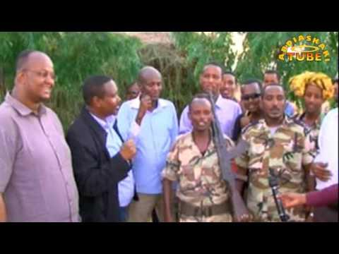 Madaxweyne Cabdi Maxamuud Cumar -  Socdaalka Horumarka CaGaaran & Heesta Halyeeyada Liyuu Police