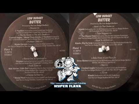 Various ?- Low Budget Butter (FULL LP) (1997)