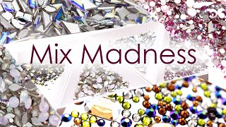Mix Madness : Crystal Mixes Weekly Unboxing