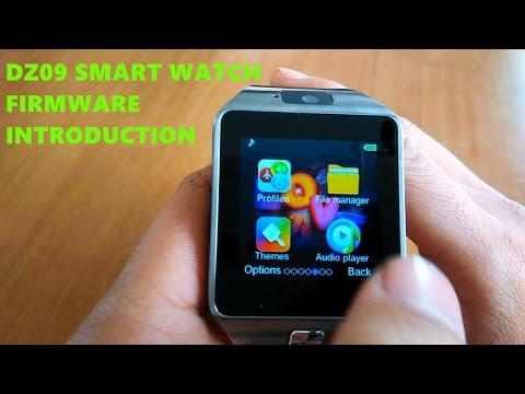 DZ09 smart watch firmware