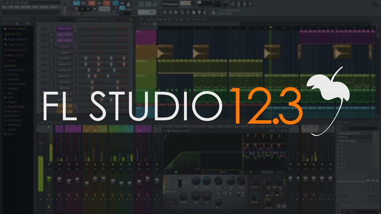 fl studio 12 full crack torrent