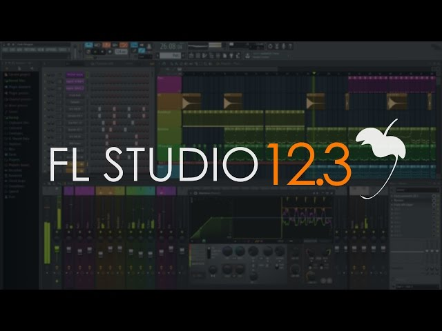 fl studio time stretching modes