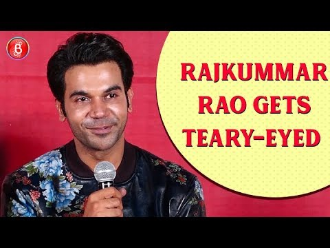Rajkummar Rao Gets Emotional Talking About His Late Father Mp3