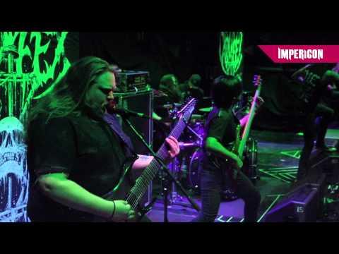 Carnifex - Dark Days (Official HD Live Video)