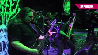 Repeat youtube video Carnifex - Dark Days (Official HD Live Video)