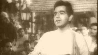 huve ham jin ke liye barbaad..muhammad rafi..film deedar 1951