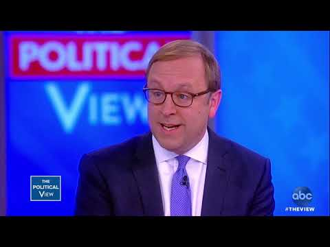 ABC News Jonathan Karl On News Of FBI Investigation On Trump  The View