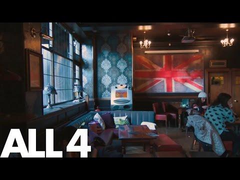 Bad Robots   Episode 2: Cheating Pub Quiz Machine   Comedy Blaps