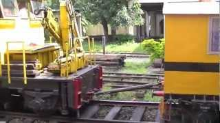 Sri Lanka Railway - Welded rail transport